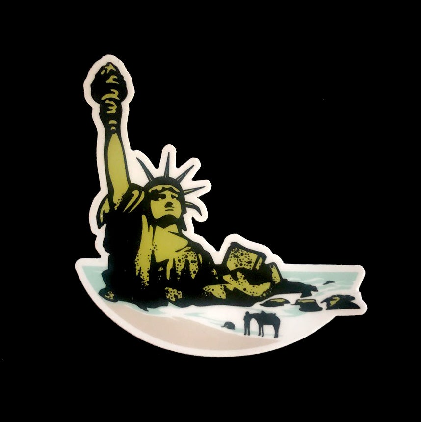 Planet of the Apes Sticker