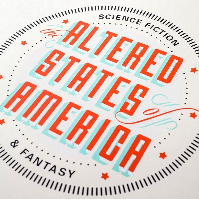 Altered States of America (A SciFi/Horror Map of the USA)