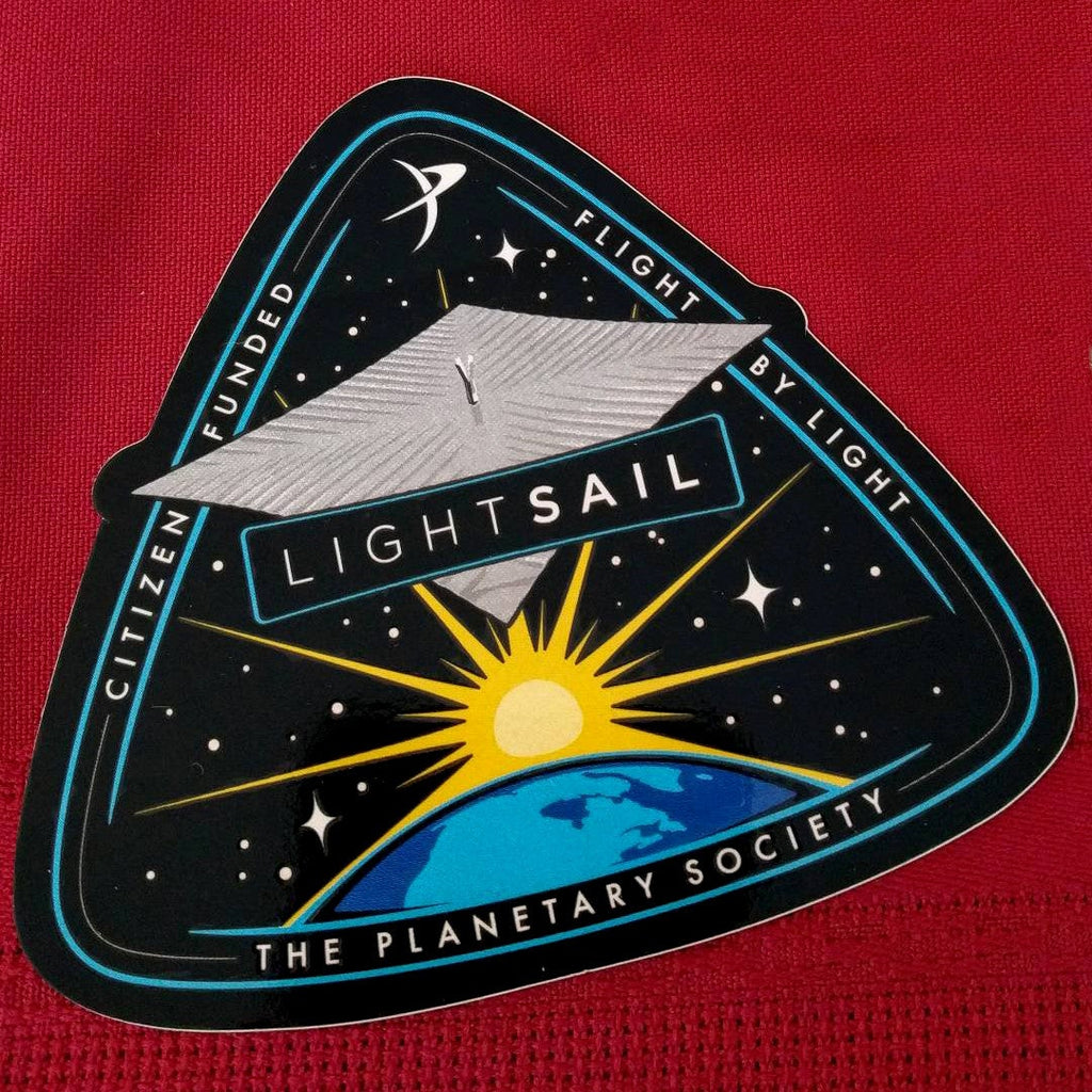 LightSail Mission Sticker