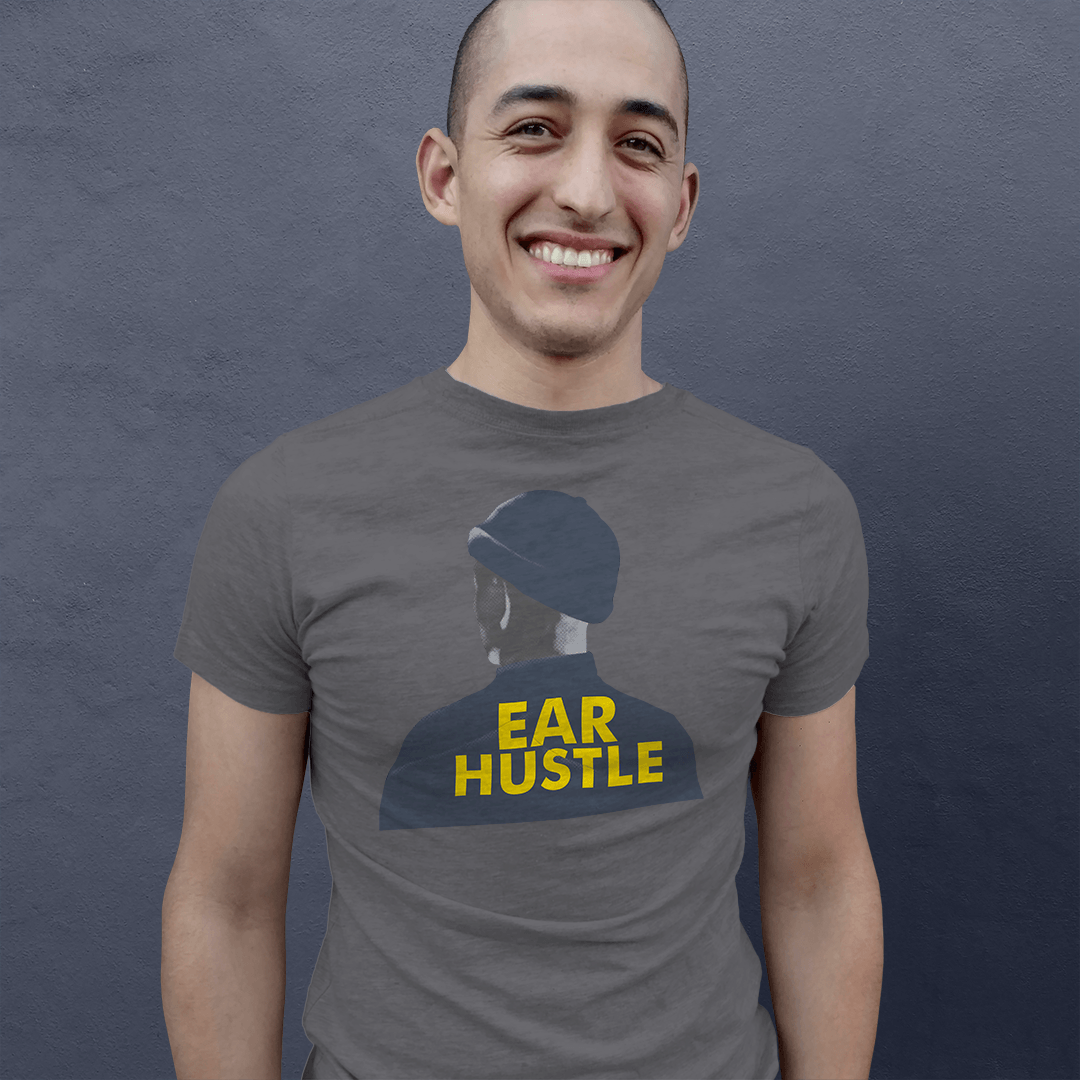 Found: Ear Hustle Brand ID Tee (Limited Stock)