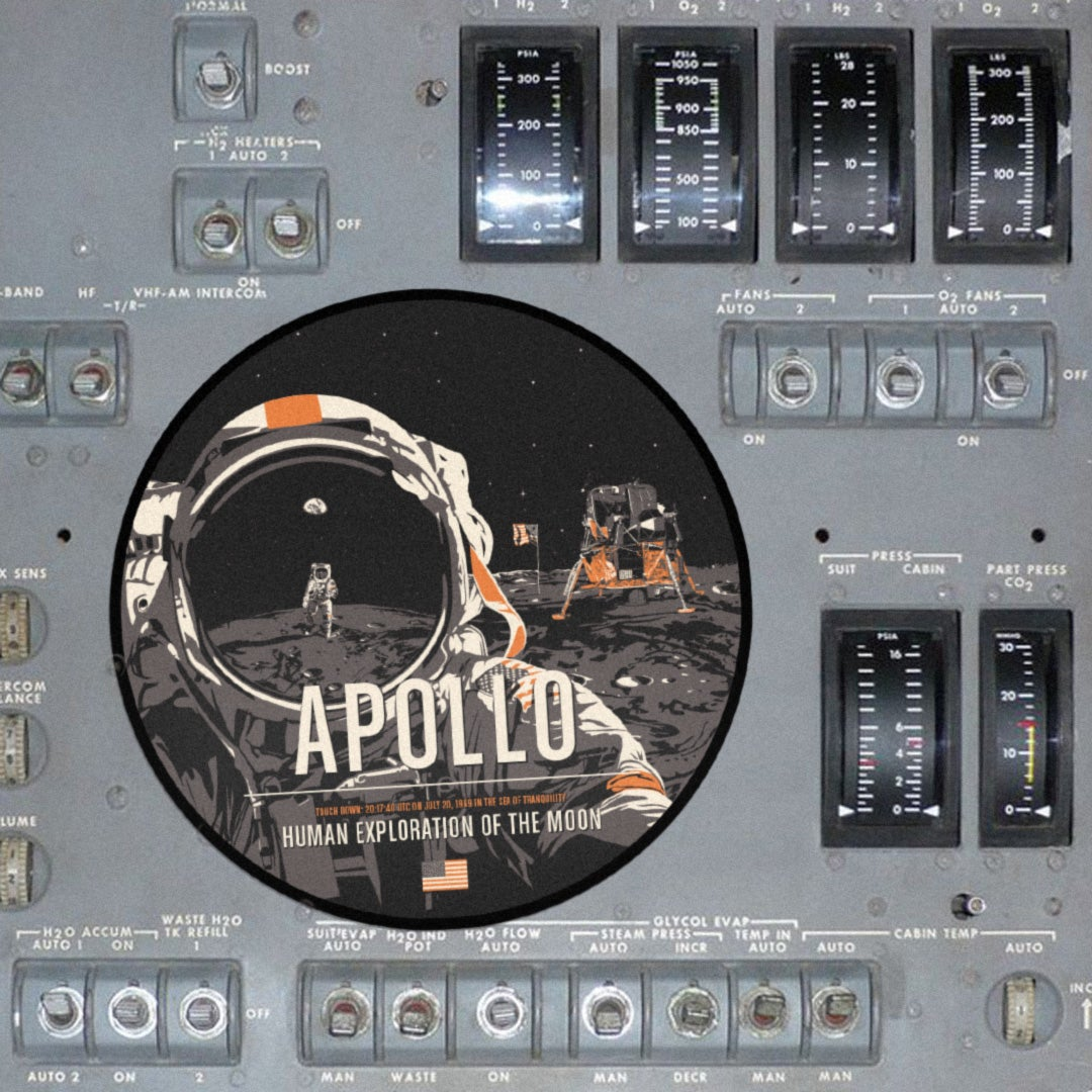 Apollo Sticker Pack