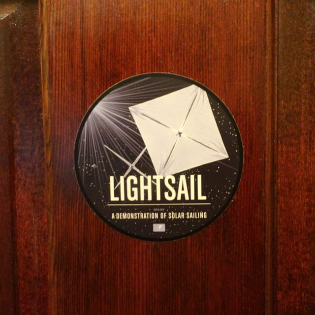 LightSail from the Historic Spacecraft Series