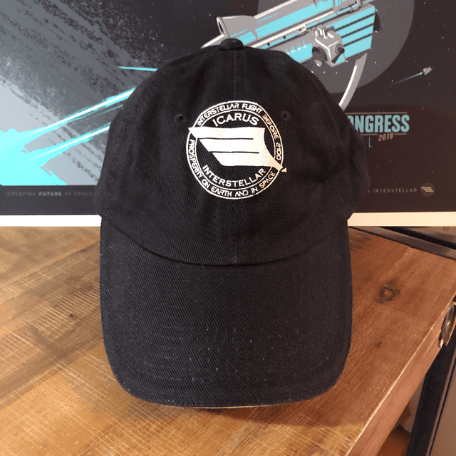 Icarus Interstellar Brand Hat