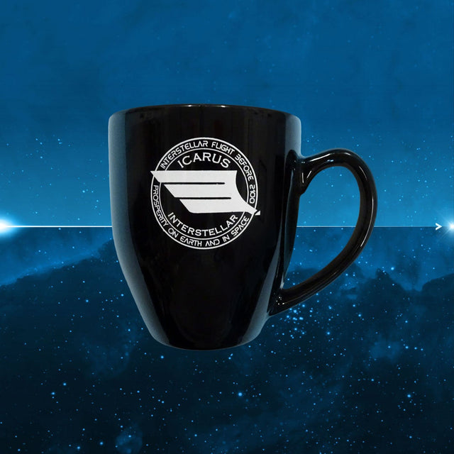 Icarus Interstellar Brand ID Mug