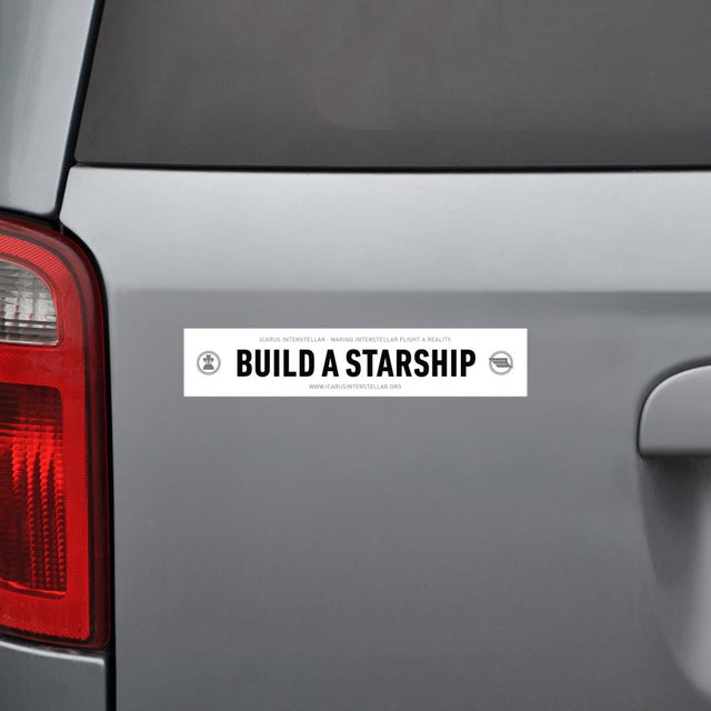 Build a Starship Sticker