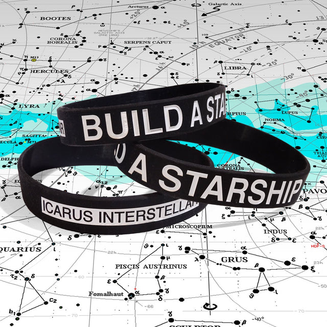 Build A Starship Wristband