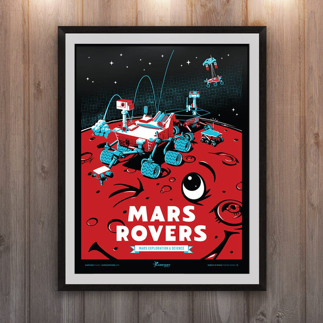 Robots in Space: Mars Rovers!