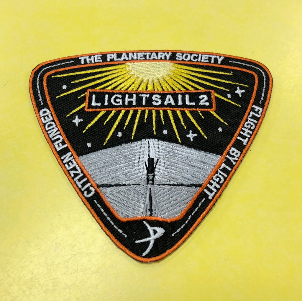 LightSail 2 Mission Patches