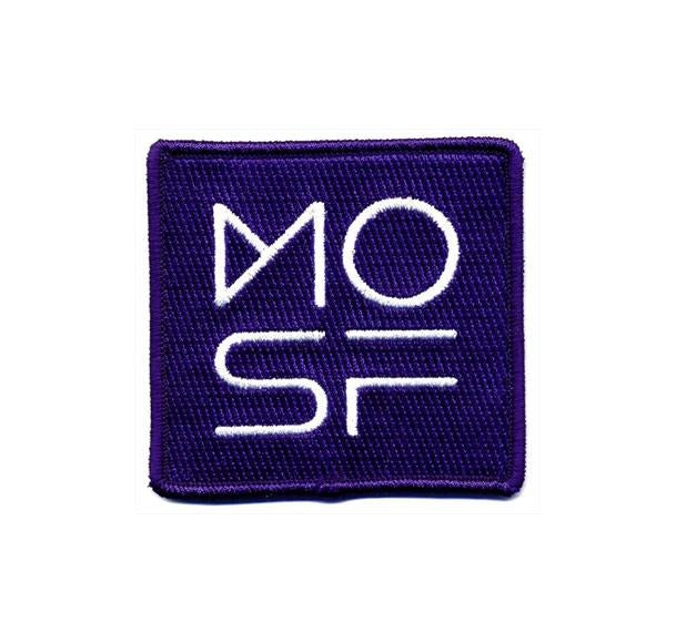 Museum of Science Fiction Brand ID Patch