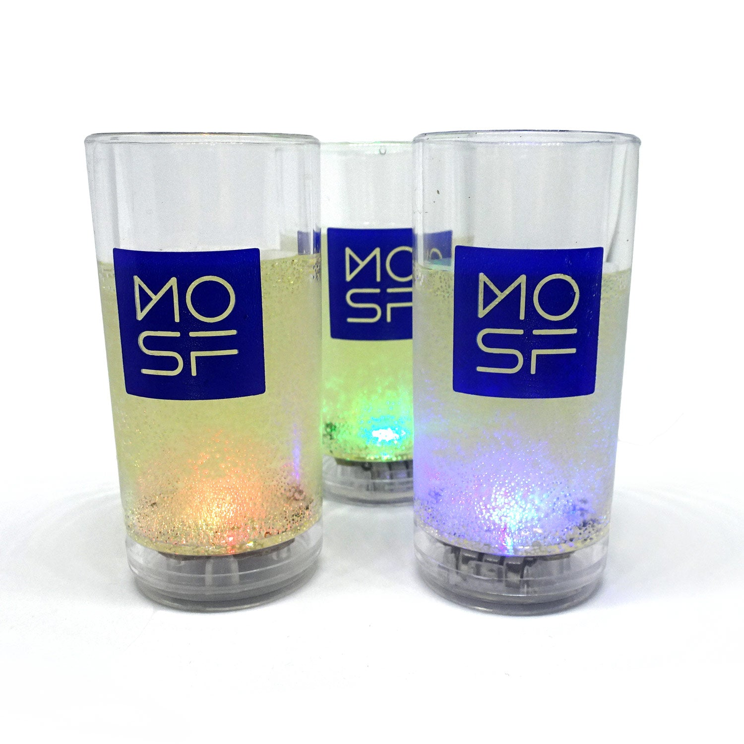 Museum of Science Fiction Brand ID Shot Glasses