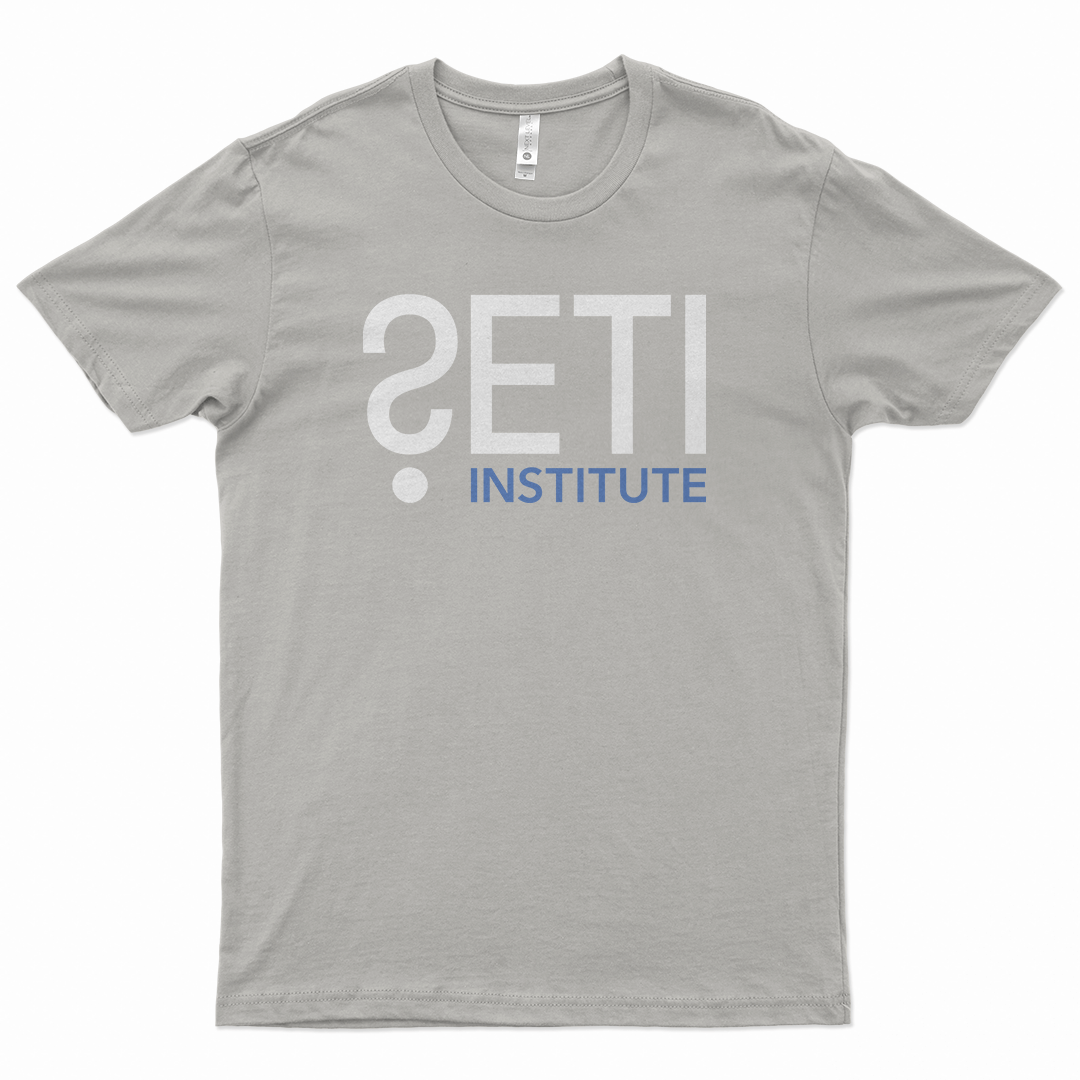 SETI Institute Brand Tee (now funded!)