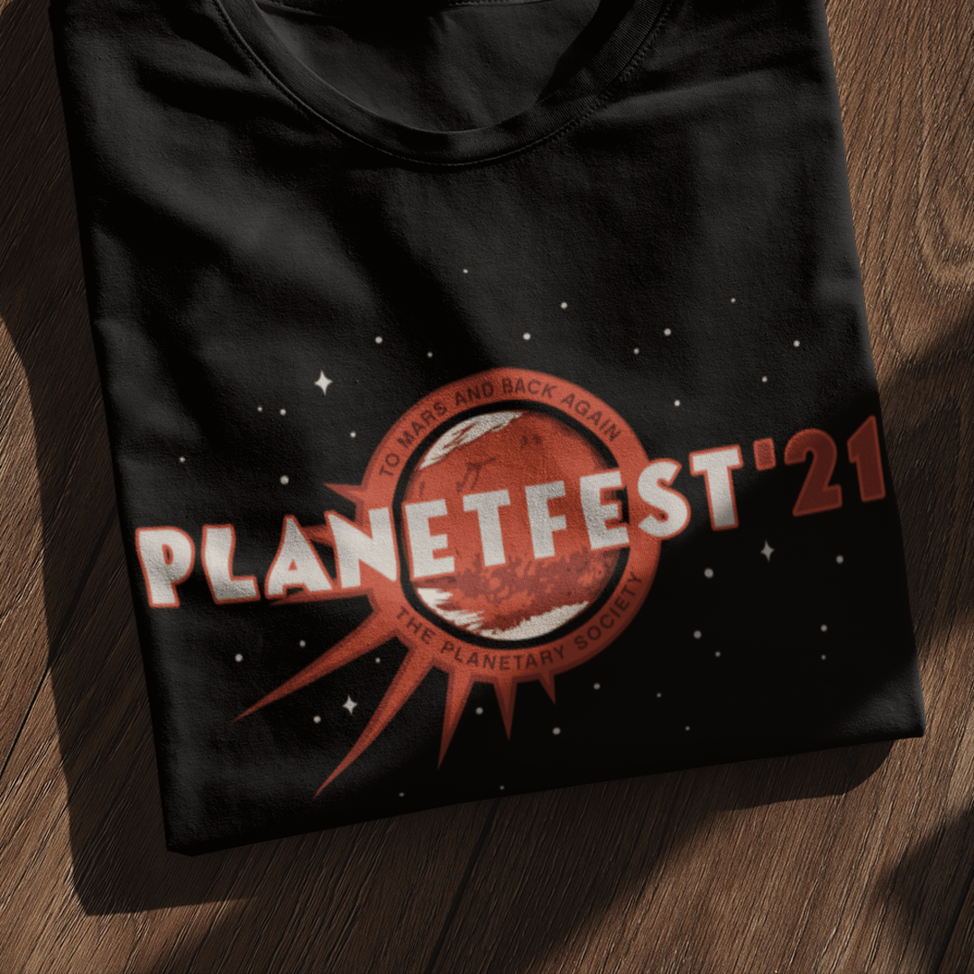 Planetfest '21 for The Planetary Society
