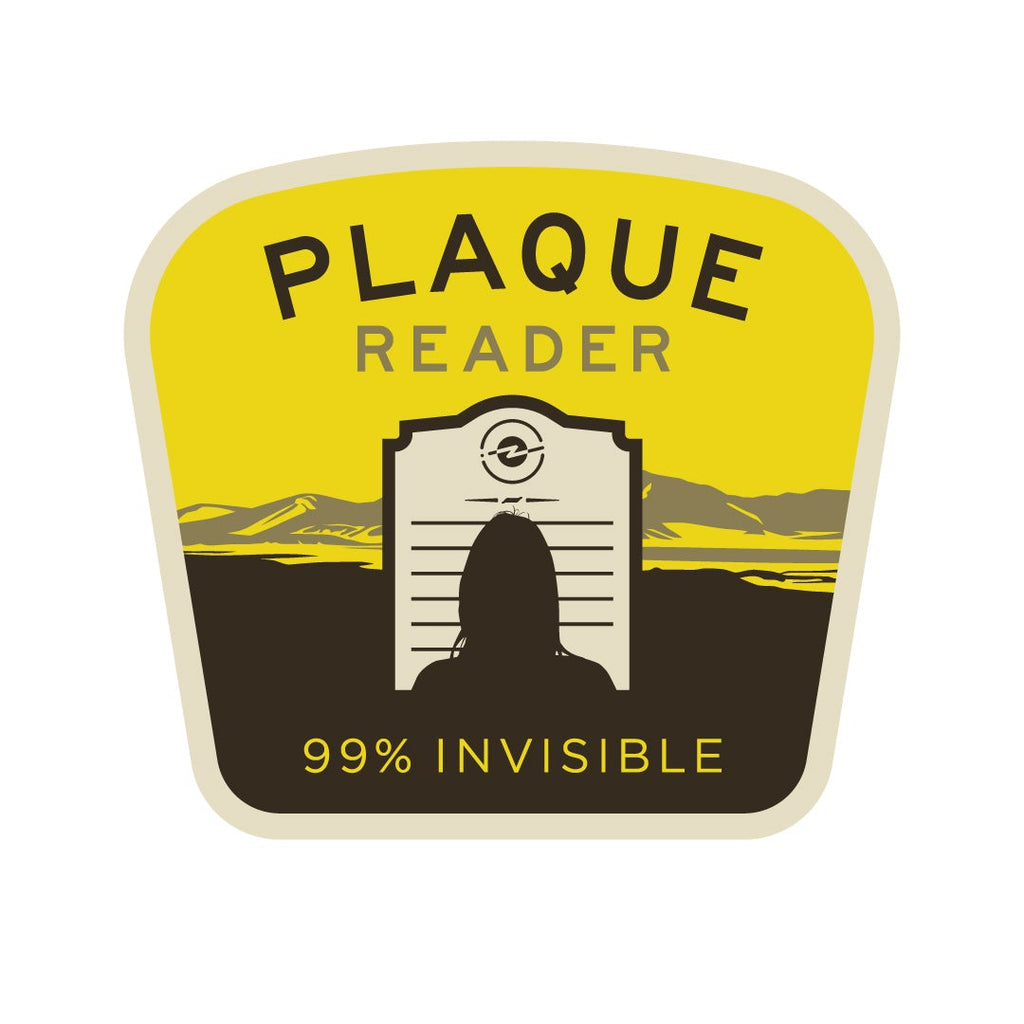 Read the Plaque Sticker for 99PI