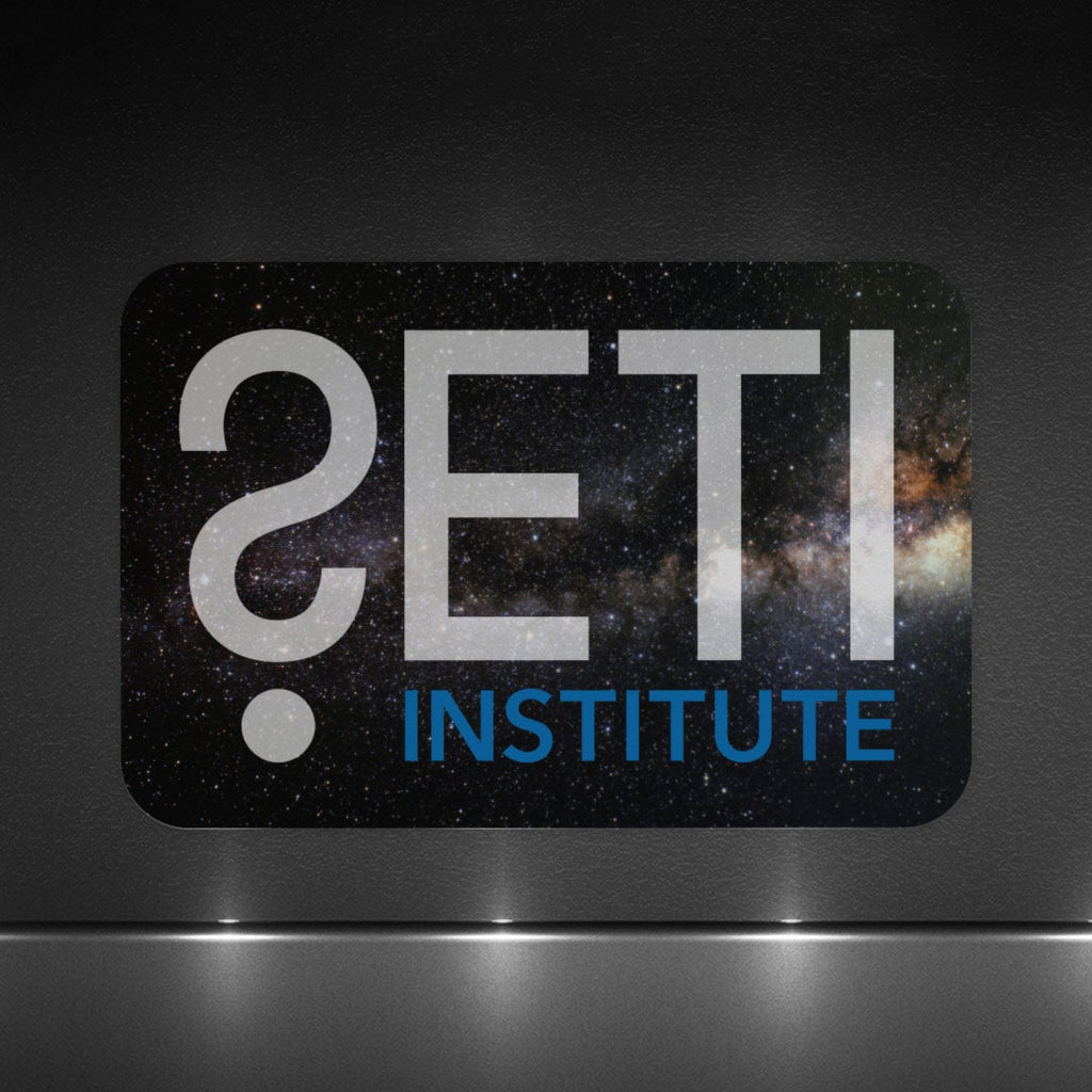 SETI Brand ID Sticker