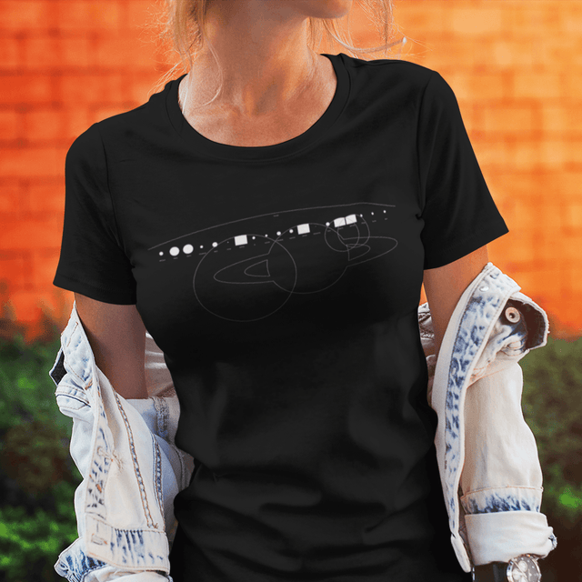 Planetary Scales Tee for Planetary Blocks