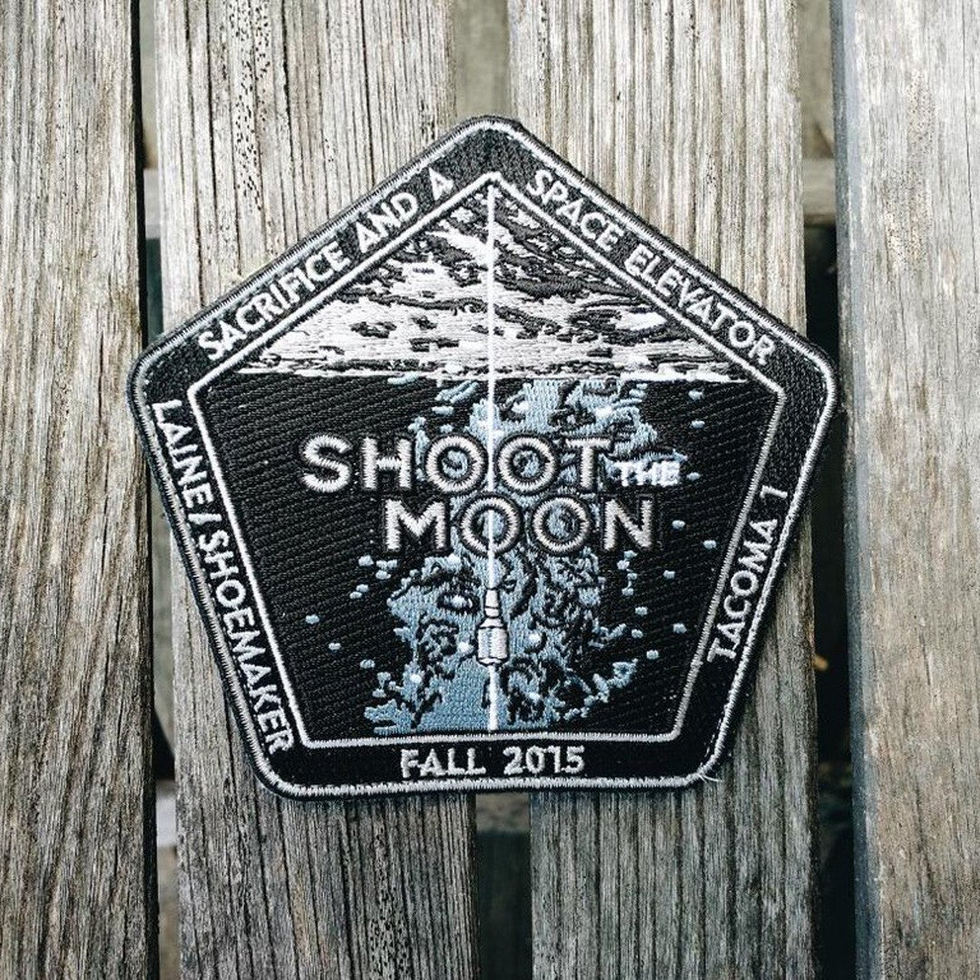 Shoot the Moon Mission Patches