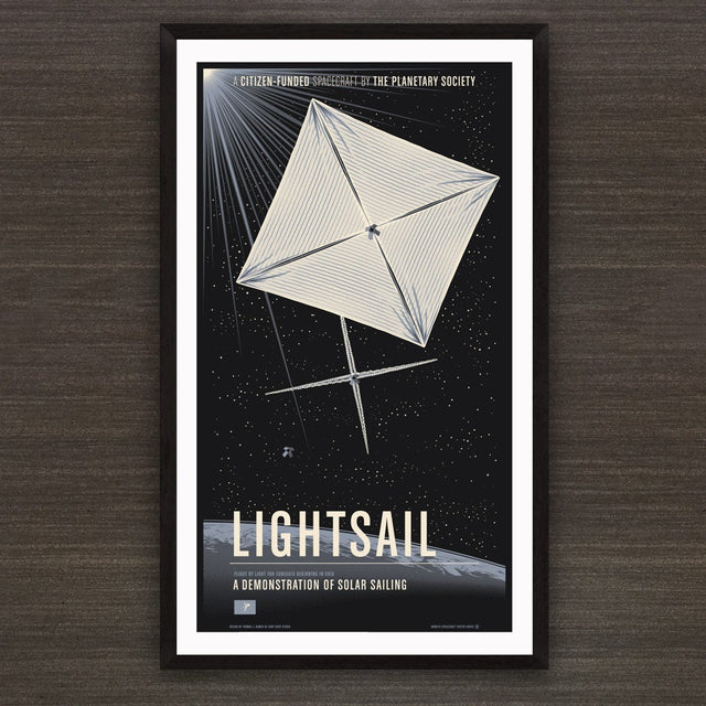 LightSail from the Historic Robotic Spacecraft Series