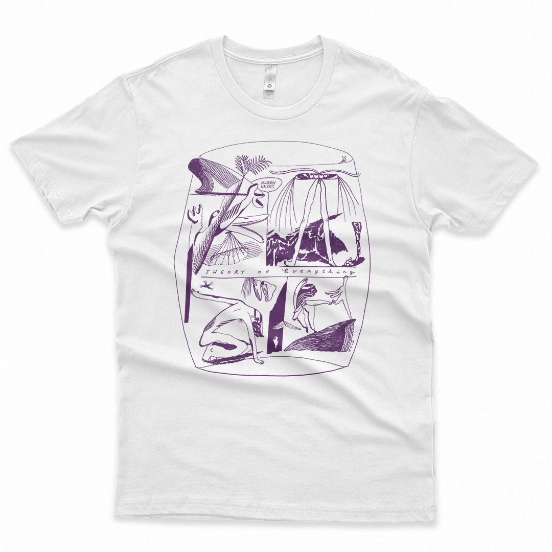 J. Tamaki's Theory of Everything Tee