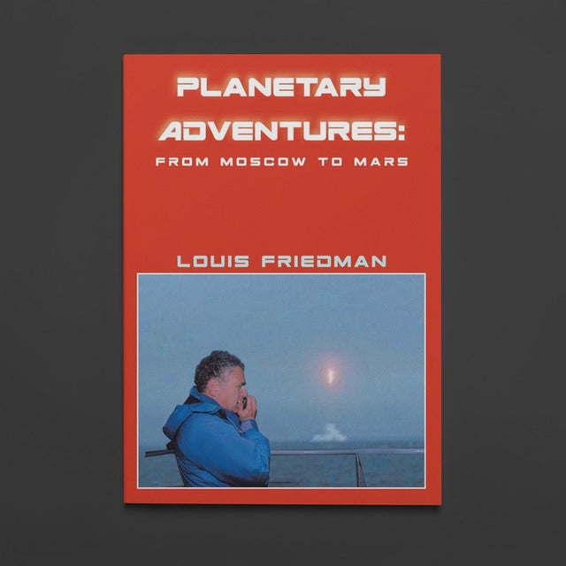 Planetary Adventures by Lou Friedman