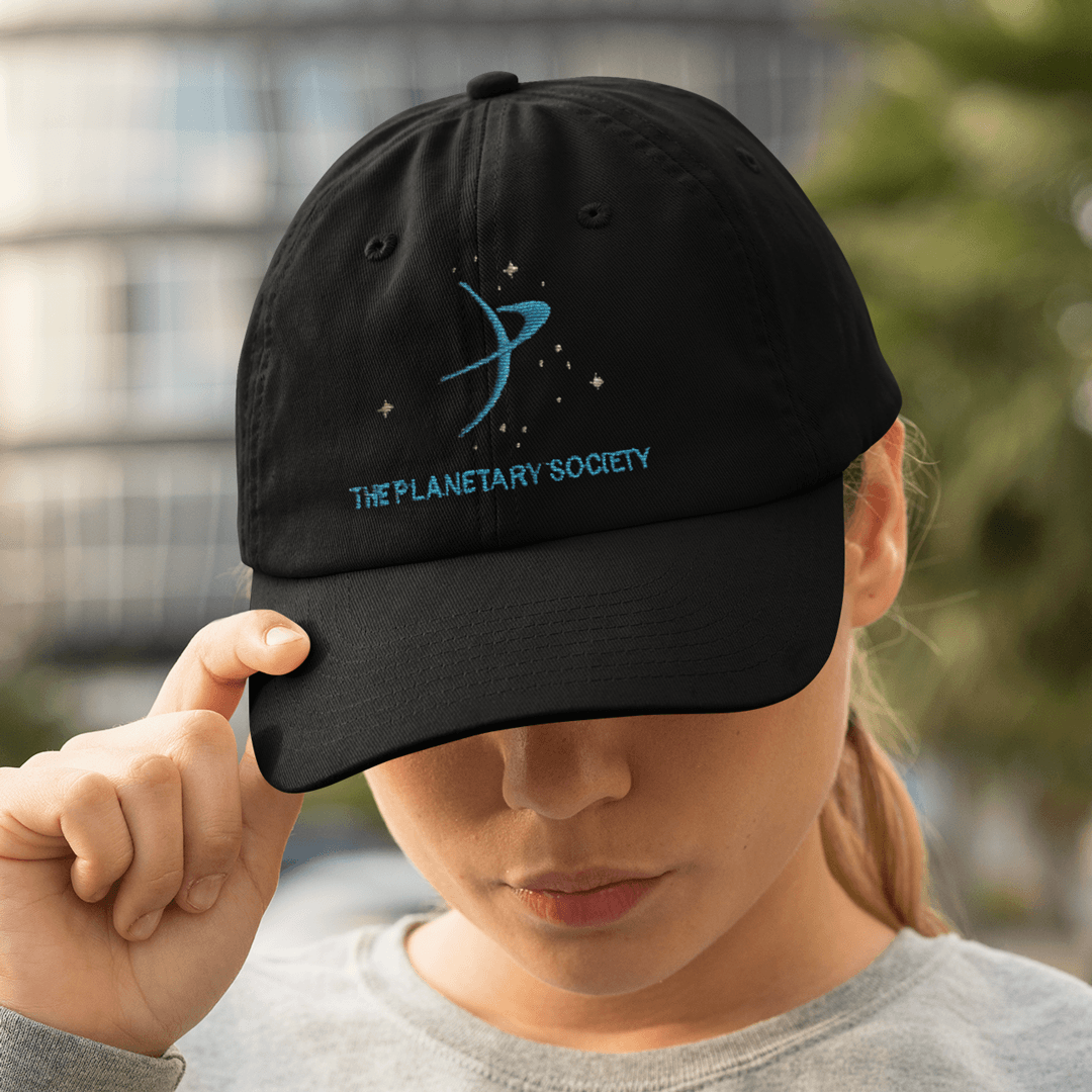 Cosmos Brand Hat for The Planetary Society