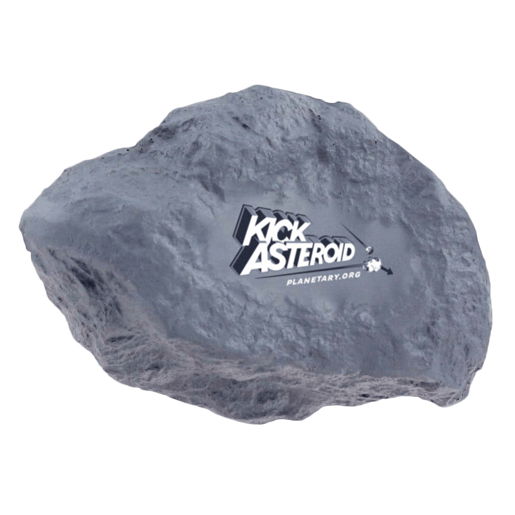 Kick Asteroid Stress Reliever