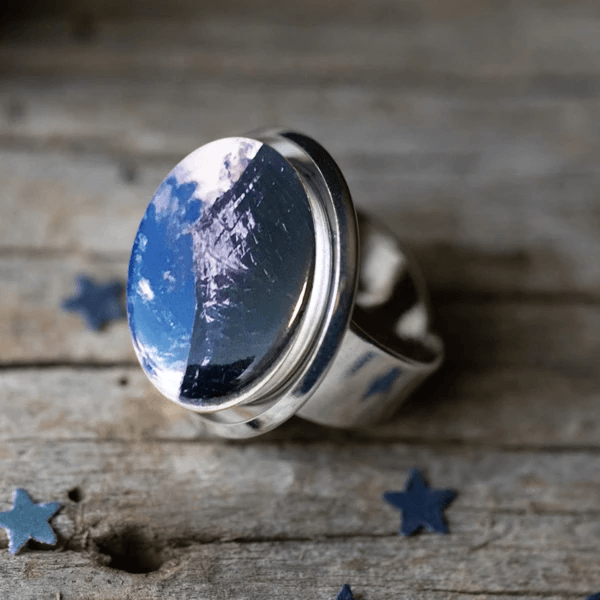 Interchangeable Planetary Society LightSail Ring