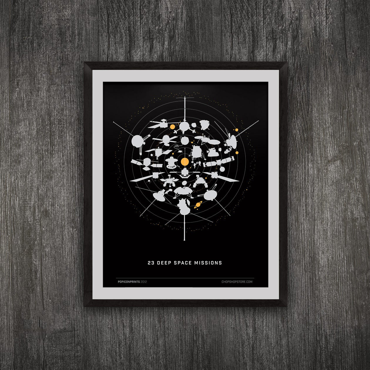 Beyond Earth Print
