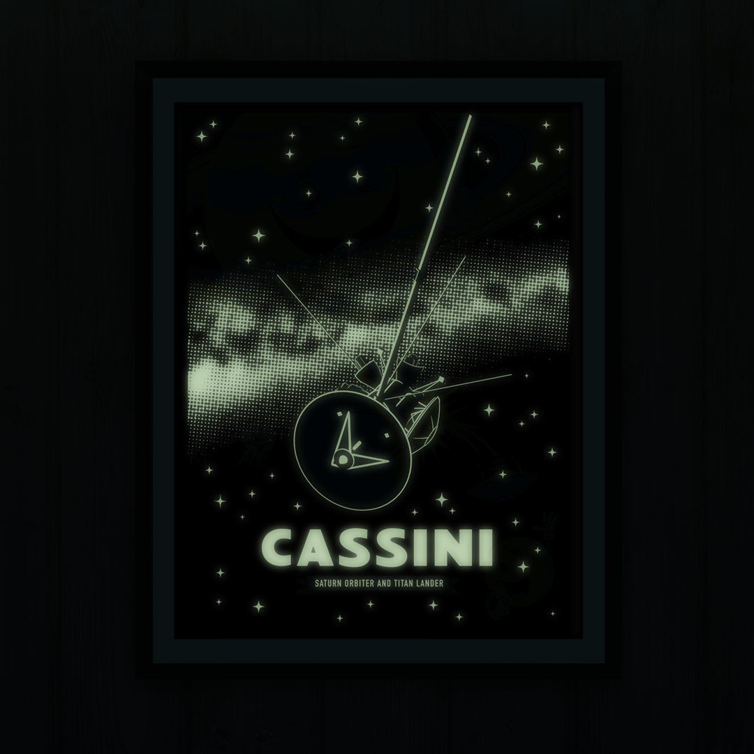Robots in Space: Cassini!