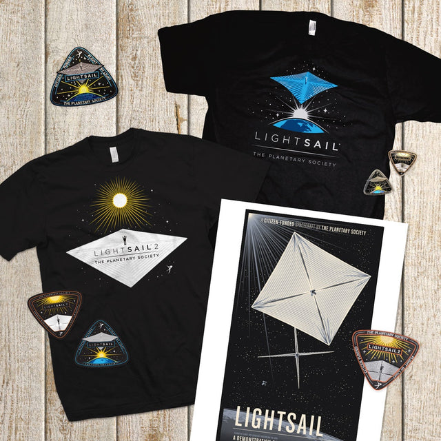 Gift Set: LightSail