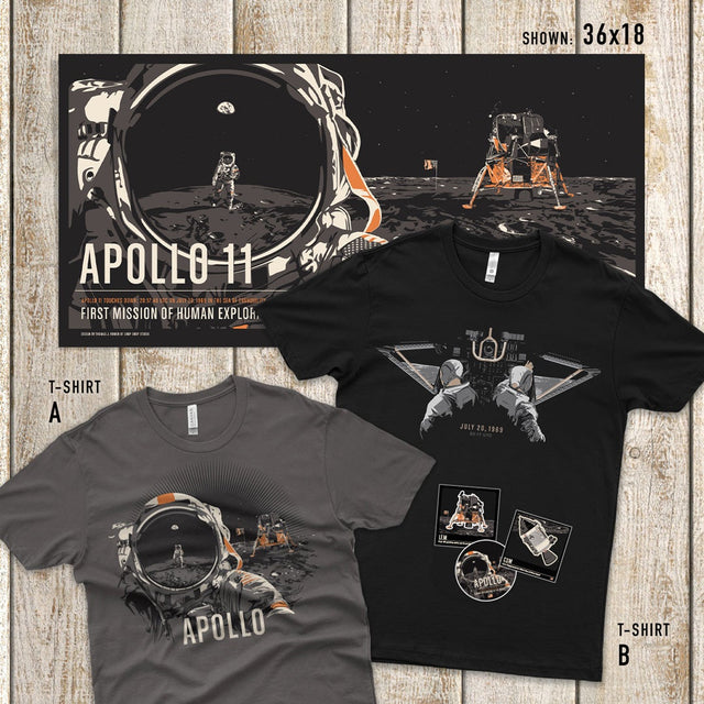 Gift Set: Apollo