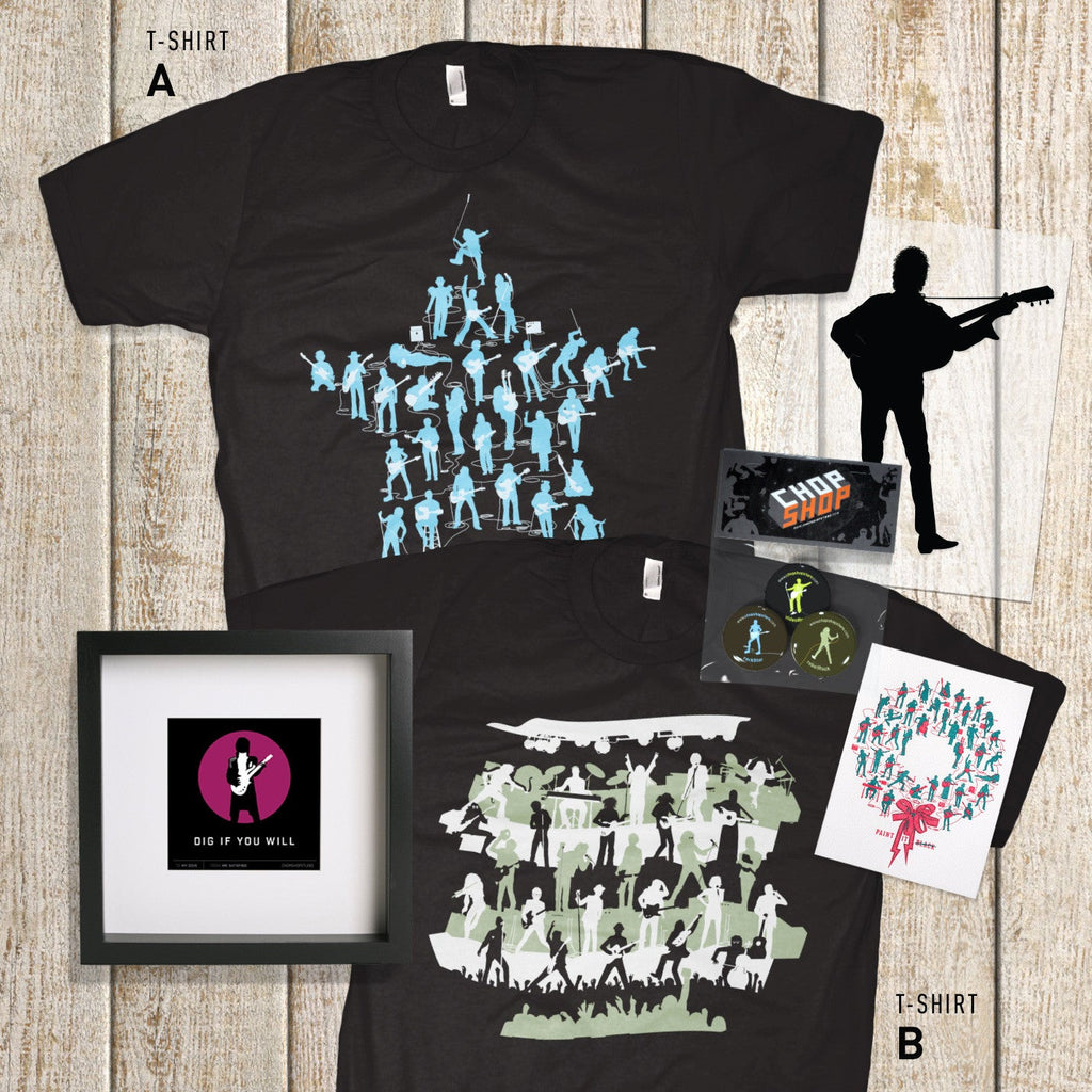 Gift Set: Rock Pop Icons