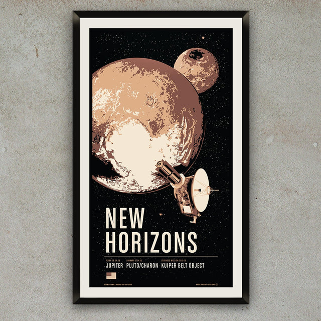 New Horizons from the Historic Robotic Spacecraft Series