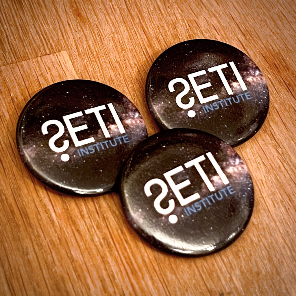 SETI Institute Brand ID Button