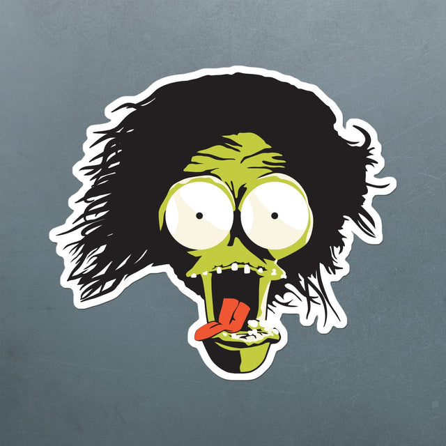 Large Marge Sticker