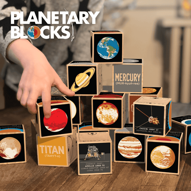 Planetary Blocks for Planetary Society (pre-order page)