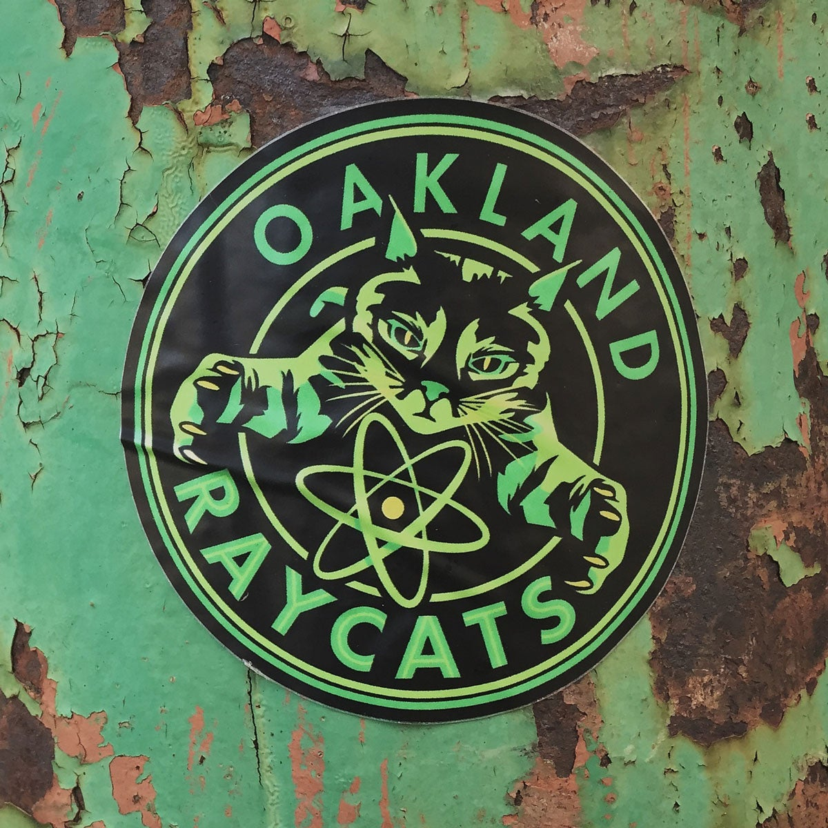 Raycats Sticker