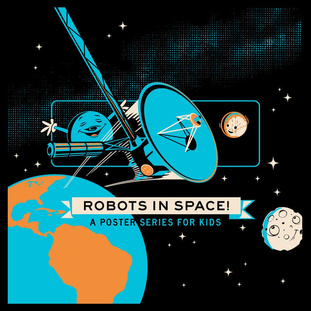 Robots in Space: The Full Series