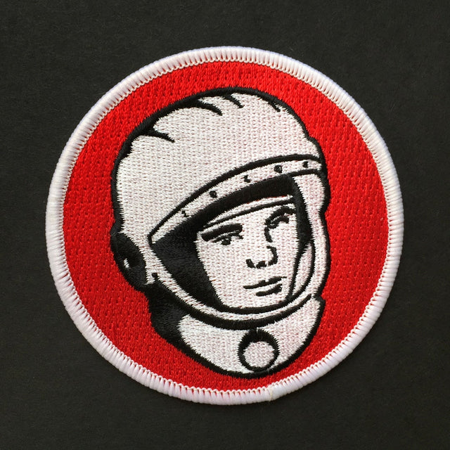 Yuri's Night Brand ID Patches