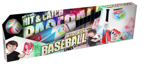Kids In Sport Baseball Set