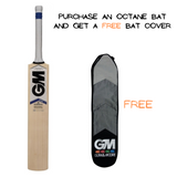 GM Octane F2 Cricket Bat