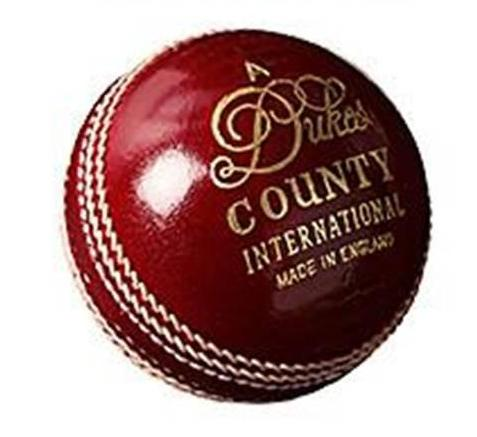 Dukes County International 4 Piece Cricket Ball