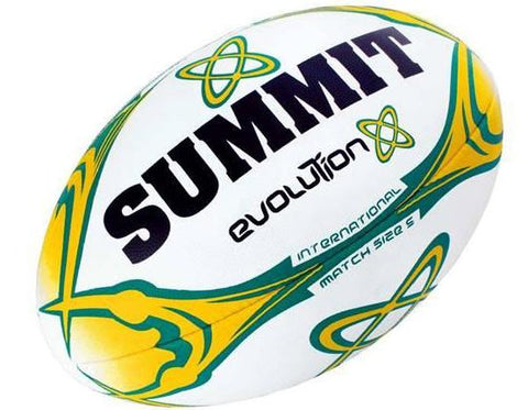 Summit Evolution Rugby Ball