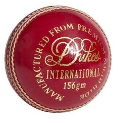 Dukes International 4 Piece Cricket Ball