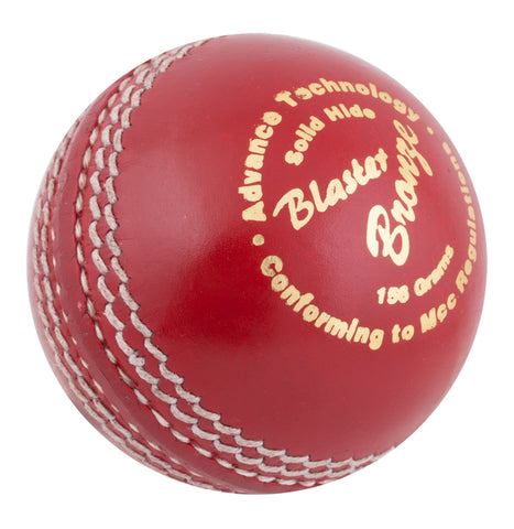 Blaster Bronze Cricket Ball 2 pc
