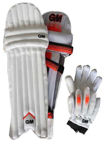 GM Young Gunn Pad and Glove Set