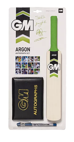 GM Argon Autograph Set