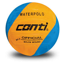 Conti Swirl Water Polo Ball
