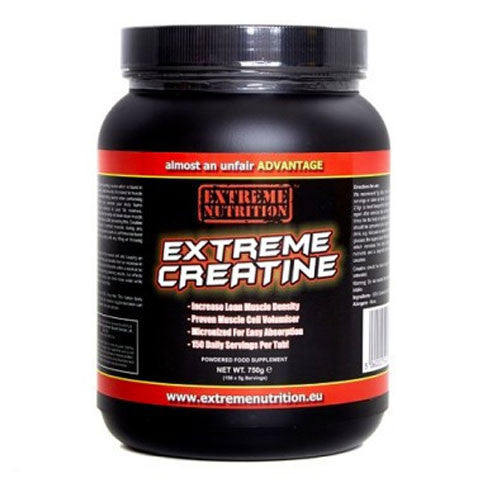 extreme nutrition creatine