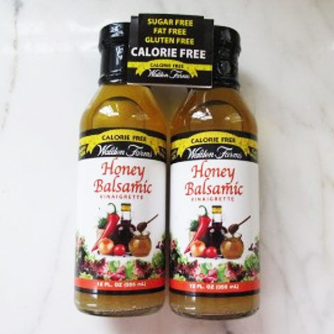 walden farm honey balsamic vinaigrette