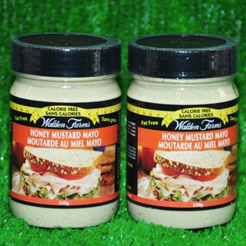 walden farm honey mustard mayo